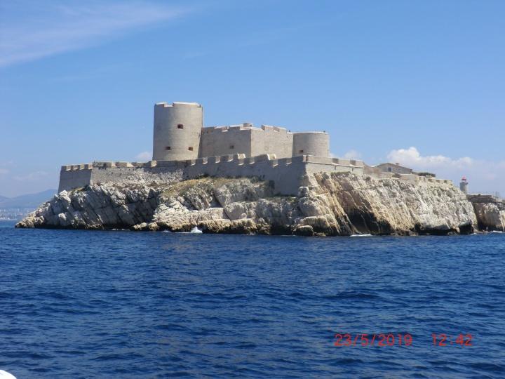 Das Schloss von If (Foto: M. Blancher)