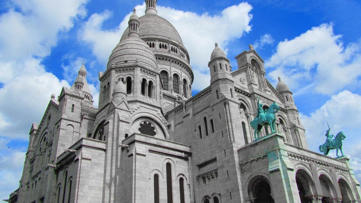 Sacré-Cœur de Montmartre  (c) Fabian Mauch / ILW 2018