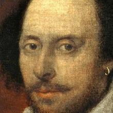 Portrait von William Shakespeare