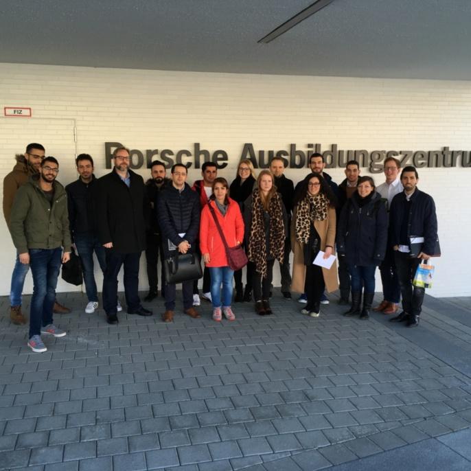 Porsche Ausbildungszentrum