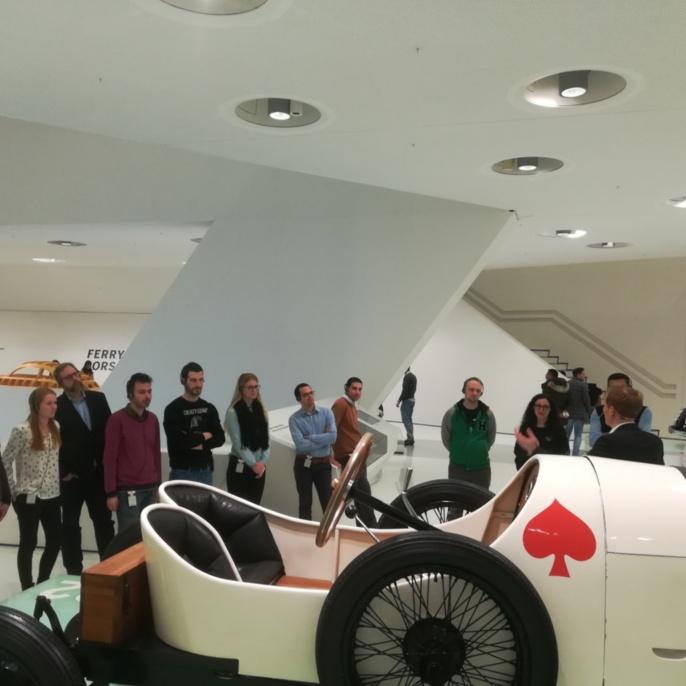 Porsche Museum 3