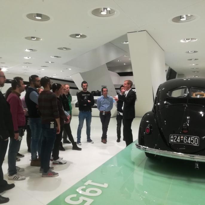 Porsche Museum 4