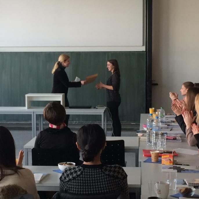 Preisträger 2014. Fabienne Schopf